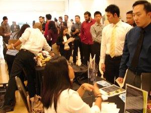 Cal State LA Management Career Fair 2014