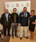 2014 Cal State L.A. Criminal Justice Student Association with LA County Probation
